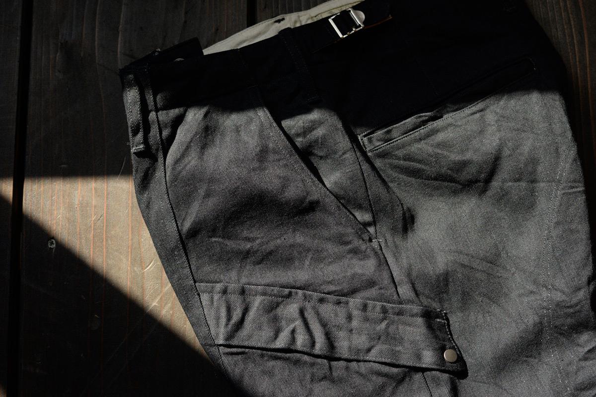 ヒドゥンポケットパンツ GR-P-122 ゲルガ GERUGA HIDDEN POCKET PANTS