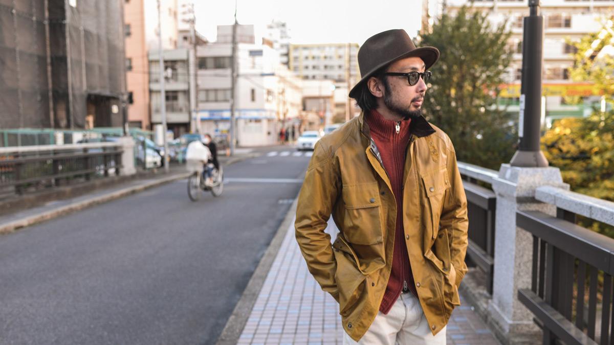 アディクトクローズ ACVM 炉ーリングダブトリオ スタイリング ADDICT CLOTHES JAPAN ROLLING DUB TRIO