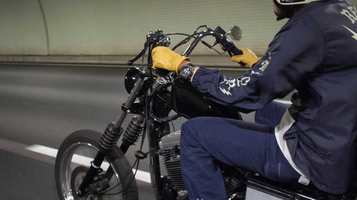THE PRVATE NOTE DAYS MOTORCYCLE