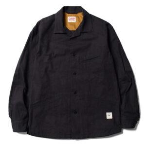 ゲルガ カーブポケットシャツ GERUGA GR-S-131 CURVE POCKET SHIRTS