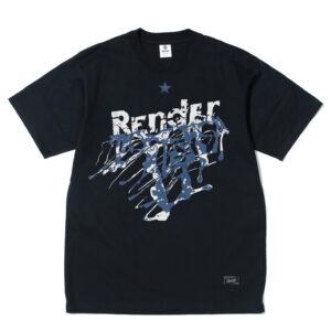RENDER RDC925 S/S PRINT TEE