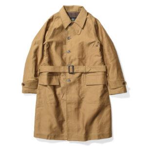 シングルディスパッチコート ACV-CT01-19A  ACVM アディクトクローズ ADDICT CLOTHES JAPAN SINGLE DISPATCH COAT