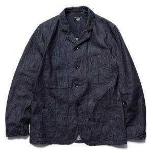 デニムワークジャケット ACV-FC02 アディクトクローズ ACVM セットアップ フルカウント ADDICT CLOTHES JAPAN FULLCOUNT