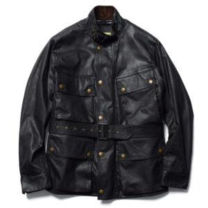 ワックスコットンBMCジャケット ACVM アディクトクローズ ACV-WX02 ADDICT CLOTHES JAPAN WAXED COTTON BMC JKT
