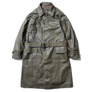 ワックスコットンシングルディスパッチコート アディクトクローズ ACV-WX05 ACVM ADDICT CLOTHES WAXED COTTON SINGLE DISPATCH COAT