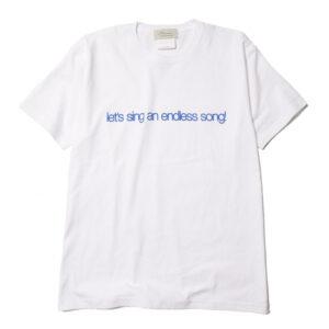 リリックTシャツ CS-05A アズマ Azuma. Lyric T-SHIRTS