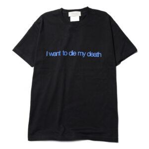 リリックTシャツ CS-05C アズマ Azuma. Lyric T-SHIRTS