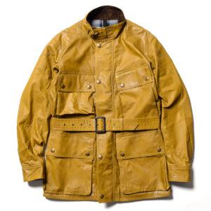 ワックスコットンBMCジャケット ACVM アディクトクローズ ACV-WX02L ADDICT CLOTHES JAPAN WAXED COTTON BMC JKT