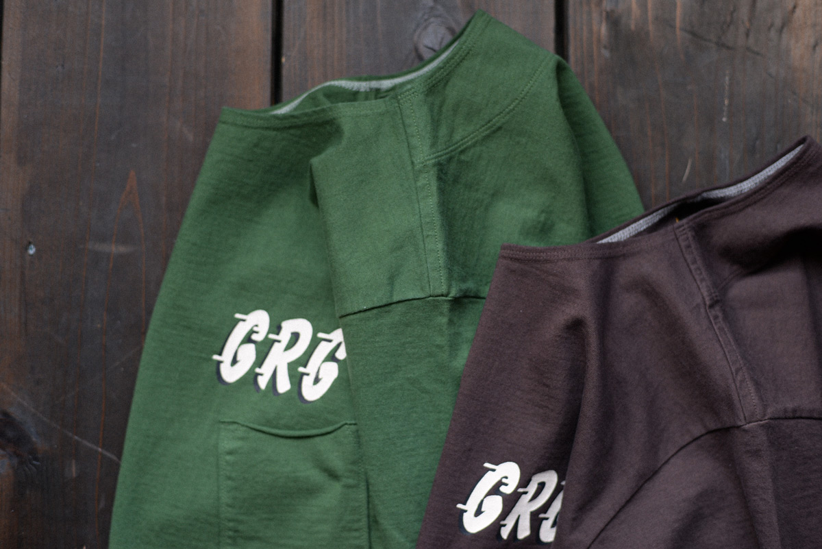 ベリーヘビーポケットTシャツ GR-C-105 ゲルガ GERUGA VERY HEAVY POCKET T-S