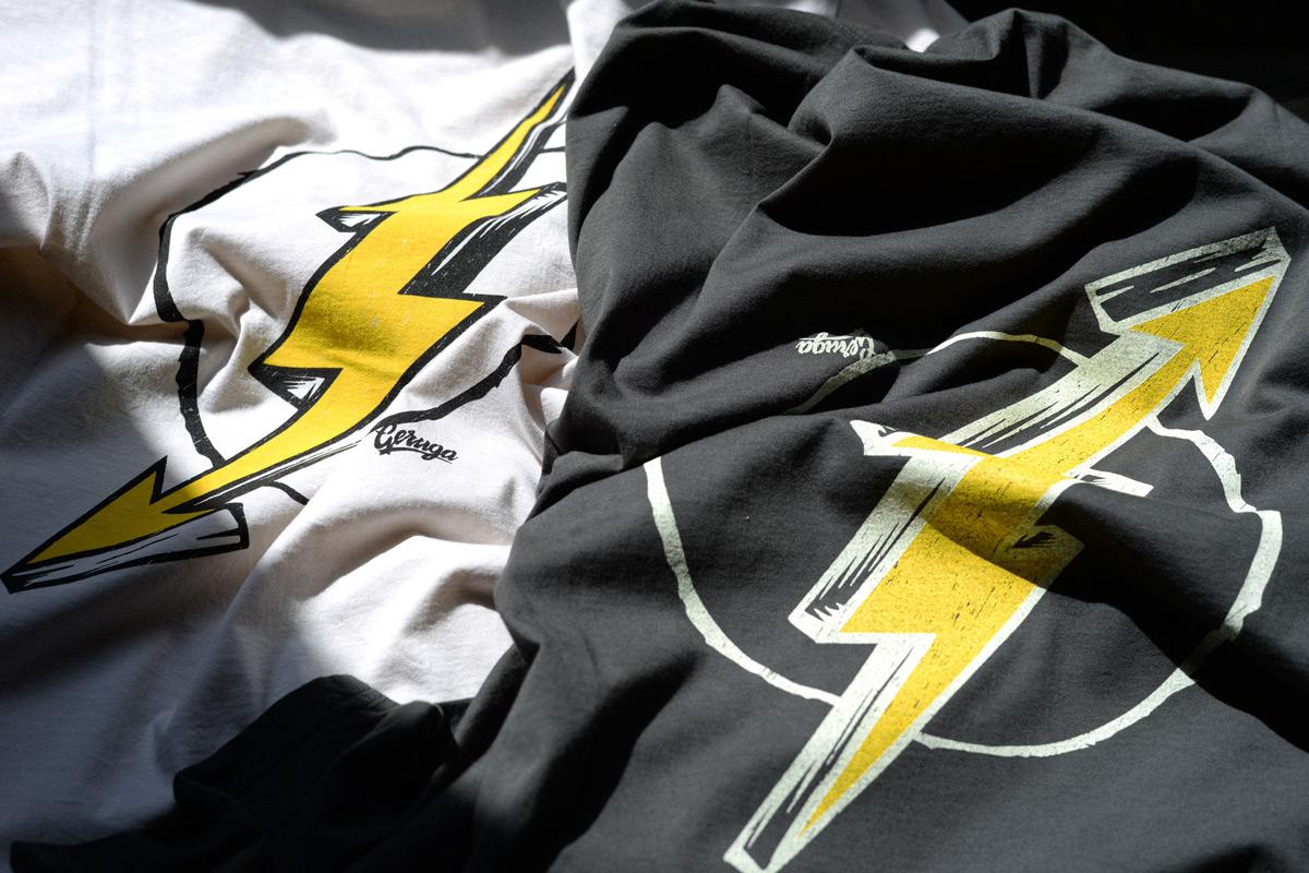 サマーコットンTシャツ GR-C-117 ゲルガ GERUGA SUMMER COTTON T-S