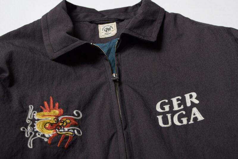 ツアージャケット GR-J-132A ゲルガ GERUGA TOUR JACKET ベトジャン ブレイクジャケット