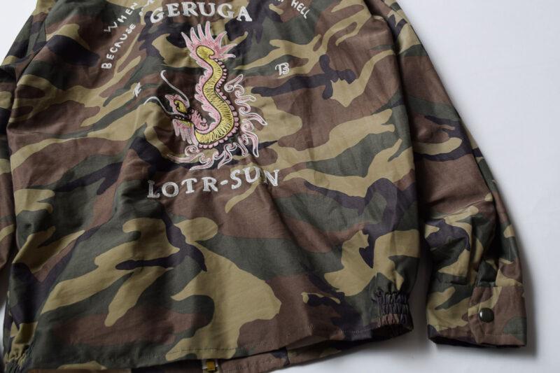 ツアージャケット GR-J-133A ゲルガ GERUGA TOUR JACKET ベトジャン ブレイクジャケット