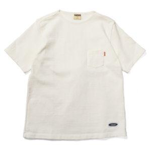 フラットネックヘビーTシャツ L20S1-1005 ロストコントロール LOST CONTROL FLAT NECK HEAVY TEE