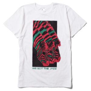 ステンシルTシャツ ニュートラル トライブコールドクエスト 名古屋 NEUTRAL STENCIL TEE A TRIBE CALLED QUEST