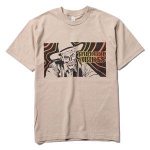 ステンシルTシャツ ニュートラル ビッグリボウスキ 名古屋 NEUTRAL STENCIL TEE THE BIG LEBOWSKI