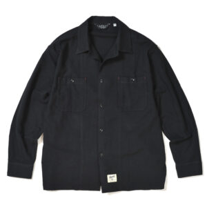 コットンシルクネップシャツ RDS915 レンダー RENDER COTTON SILK NEP SHIRT