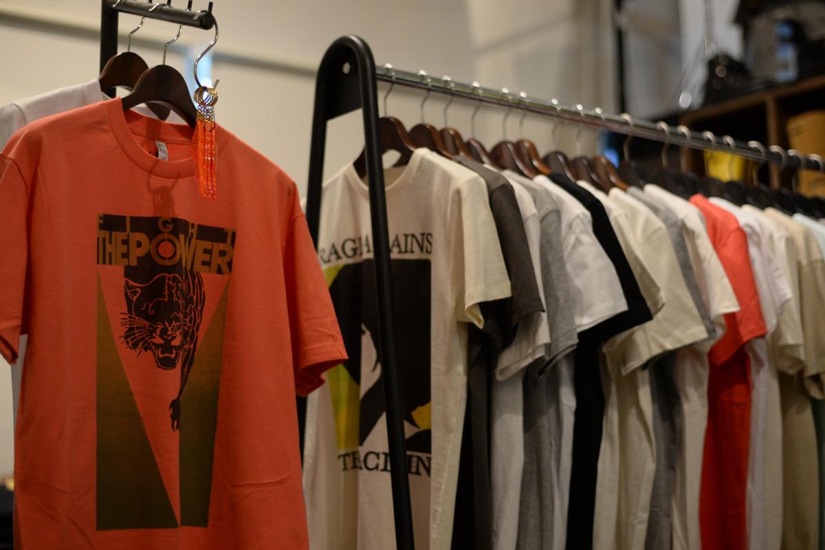ステンシルTシャツ ニュートラル 名古屋 NEUTRAL STENCIL TEE