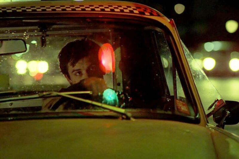 タクシードライバー トラヴィス・ビックル ロバート・デニーロ TAXI DRIVER TRAVIS BICKLE ROBERT DE NIRO
