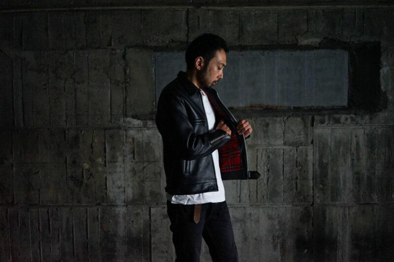 JSRジャケット アディクトクローズジャパン シドジャン AD-12 ADDICT CLOTHES JAPAN