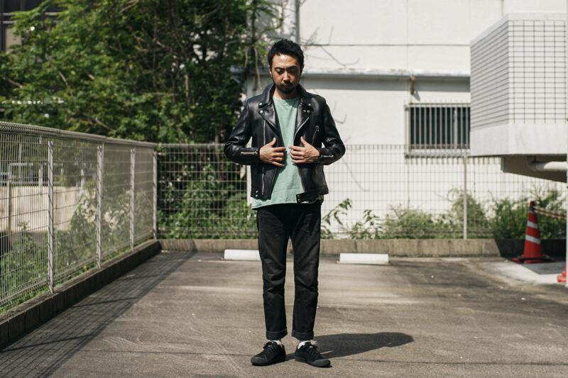 ブリティッシュアシンメトリージャケット AD-03 アディクトクローズジャパン ADDICT CLOTHES JAPAN BRITISH ASYMMETRY JACKET