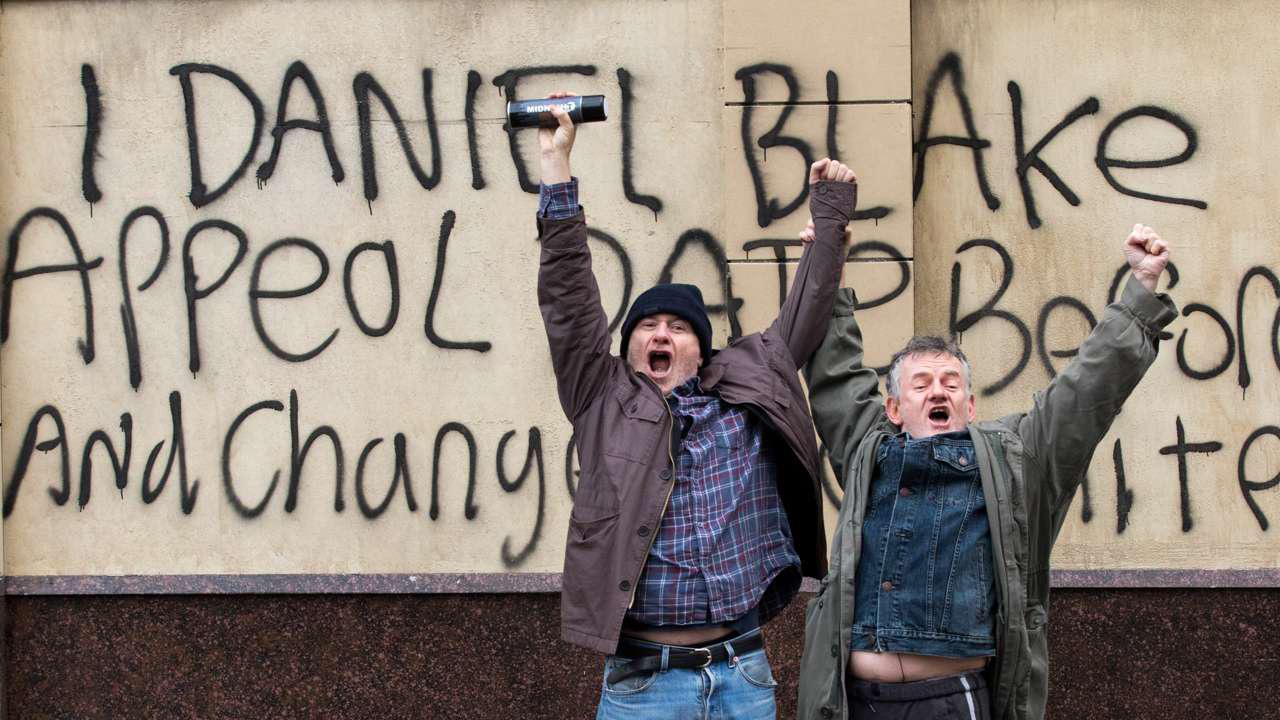 わたしは、ダニエル・ブレイク I, Daniel Blake ケン・ローチ 映画 MOVIE
