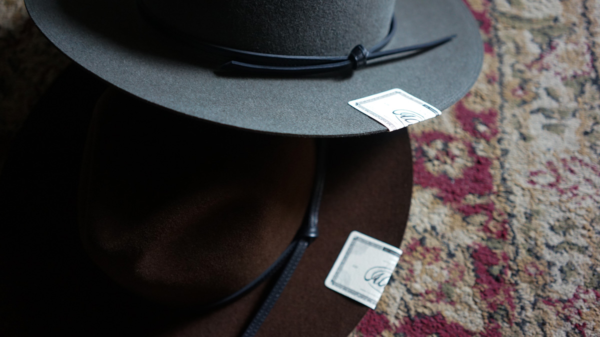 ラビットトラベラーハット ACVM ACV-HG03HW アディクトクローズ ADDICT CLOTHES RABBIT TRAVELER HAT